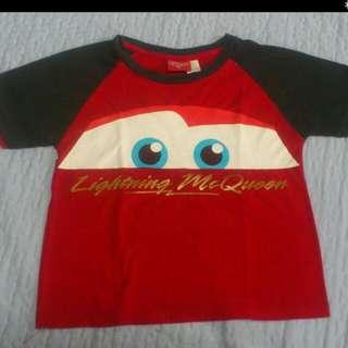 Characters Tshirts 3T