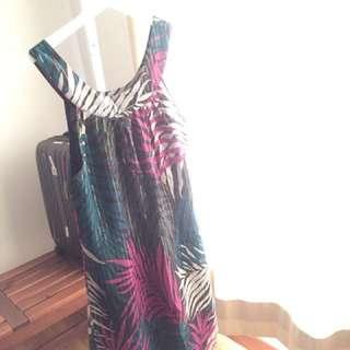 Warehouse Silk Dress