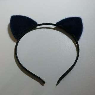 貓耳朵髮箍