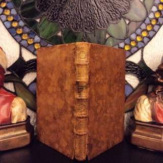 Antique – Book - 1768 - Letters of Saint Jerome Epistles Preaching Apologetics Sexual Immorality