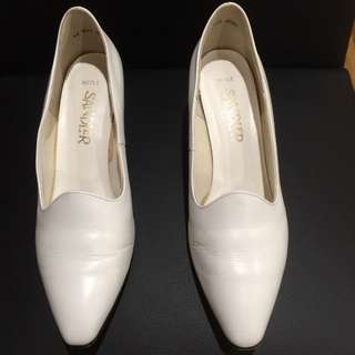 shoes white - ladies