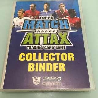 Match Attax Premier League 2008 / 2009