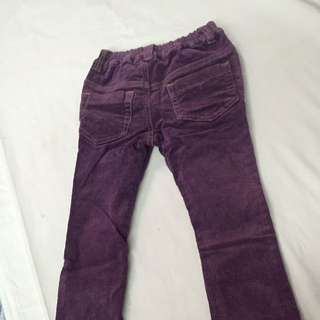 Purple Jeans For Girls