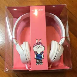 Line Pay 耳機 耳罩式
