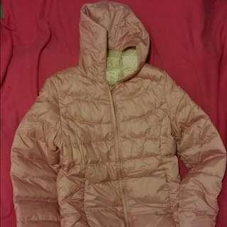Winter Jacket Dusty Pink