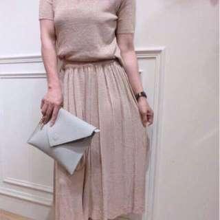 全新超顯白上衣+裙