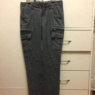 Portmans Cargo Pants Sz 10
