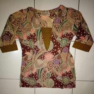 Batik Cokelat