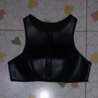 Swimsuit Leather