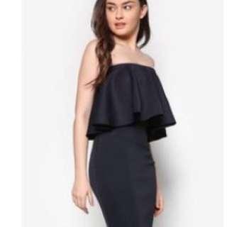 Price Reduced! Zalora Flared LayerTube Dress