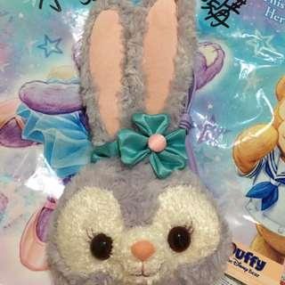 Stellalou 史黛拉兔 票卡夾 斜背包 零錢包