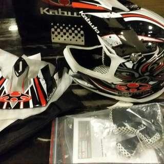 Kabuto Mtb Helmet