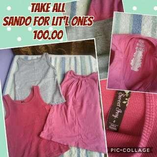 Take All Sandos For Girls