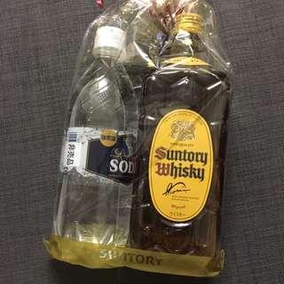 特價 Suntory 三得利 角瓶 山崎 響 威士忌 特別版 日版 限定 Whisky