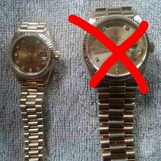 Rolex Watch For Ladies