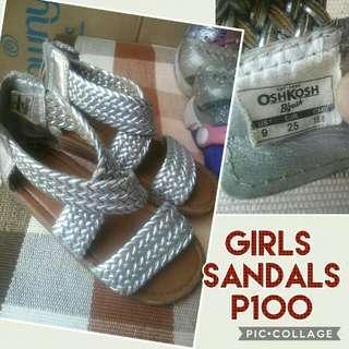 Oshskosh Sandals