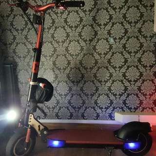 Electric Scooter 48v 21ah 500w