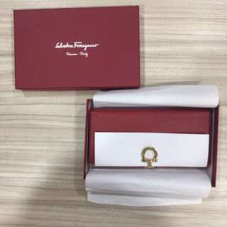 Salvatorre Ferragamo Brand New Wallet