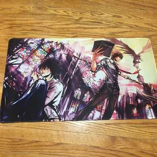 NEW DEATH NOTE PLAY MAT MOUSE PAD ANIME