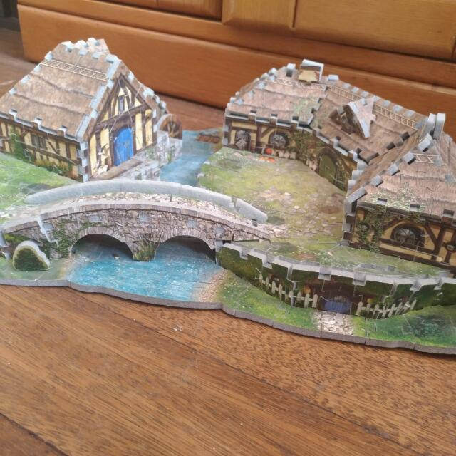 3d Puzzle Lord Of The Rings