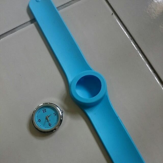 腕捲式手錶