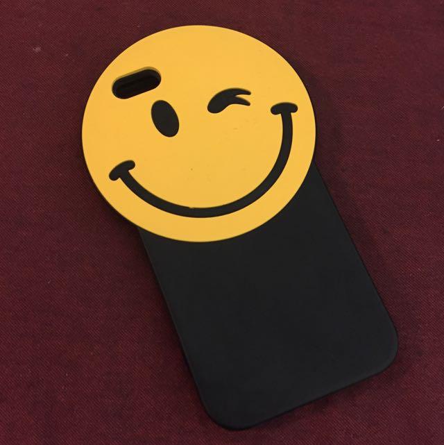 笑臉軟殼手機殼 6/6S適用