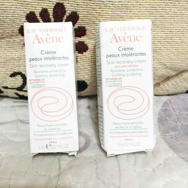 雅漾舒敏修護保濕精華乳 一般型/滋潤型