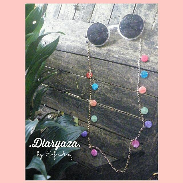 《 CANDY GLASSES STRAP 》