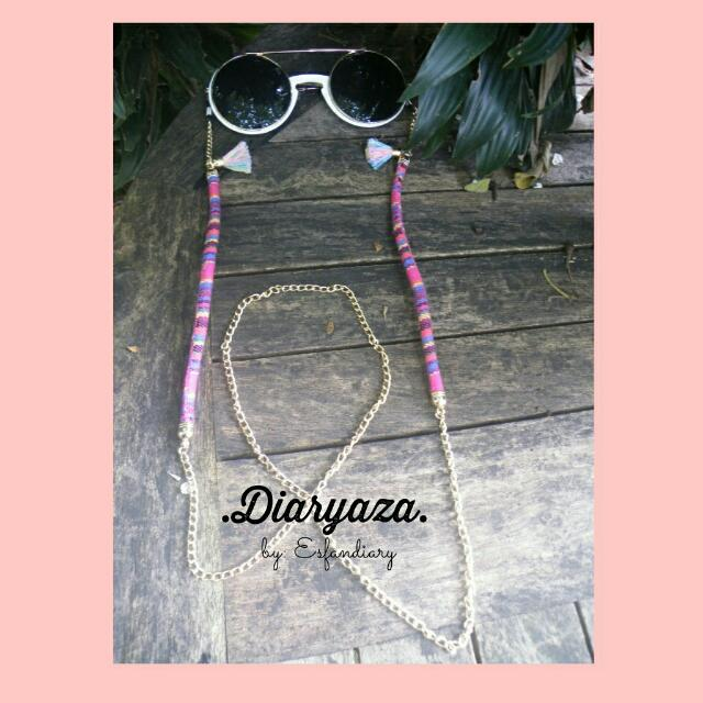 ▪ ETHNIC GLASSES STRAP▪