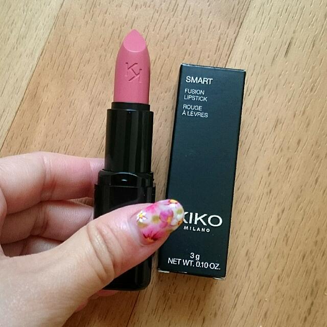 (全新)義大利品牌 KIKO SMART唇膏406