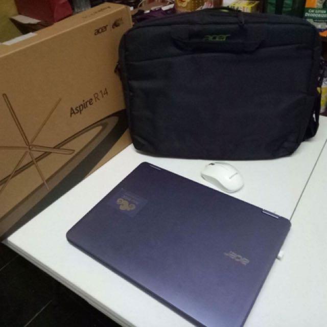 Acer Aspire R14 Laptop-Tablet