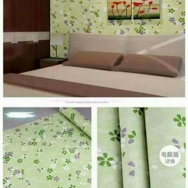 Adhesive Wallpaper Water Proof
