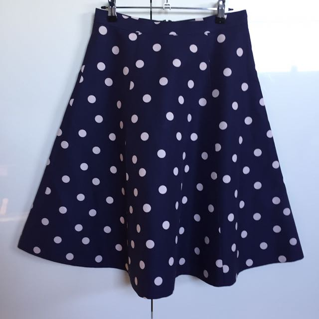 Alannah Hill Polka Dot Skirt