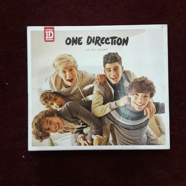 Album One Direction Up All Night