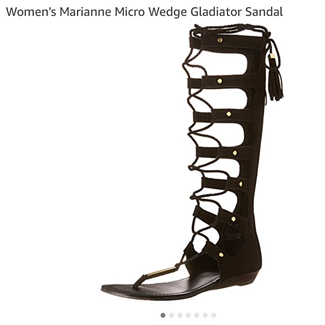 Aldo Wedge Gladiator Sandal