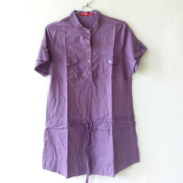 Connexion Shirt Dress