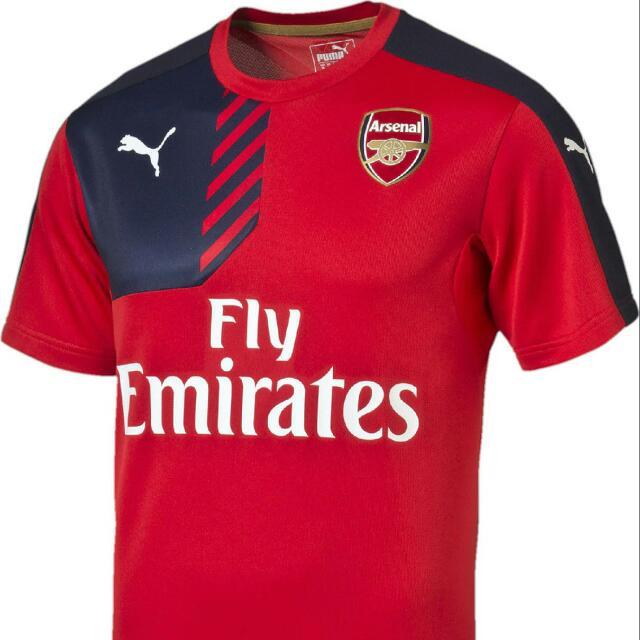Authentic Men s XS Arsenal training kit 15 16 e18ce8bd8