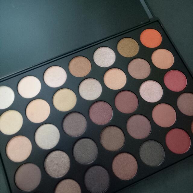 AUTHENTIC MORPHE 350S palette