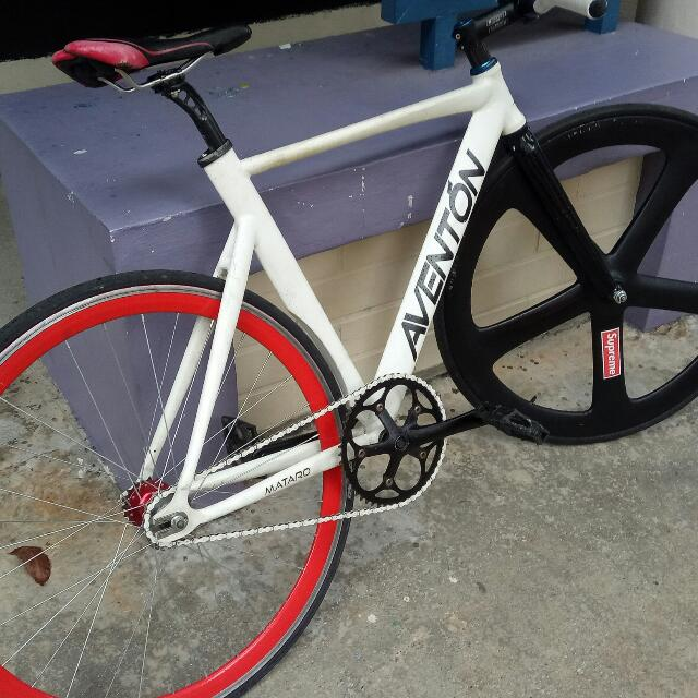 Aventon Mataro frameset ONLY, Bicycles & PMDs, Bicycles on Carousell