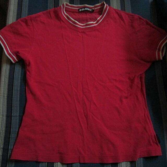 Baleno Red Shirt