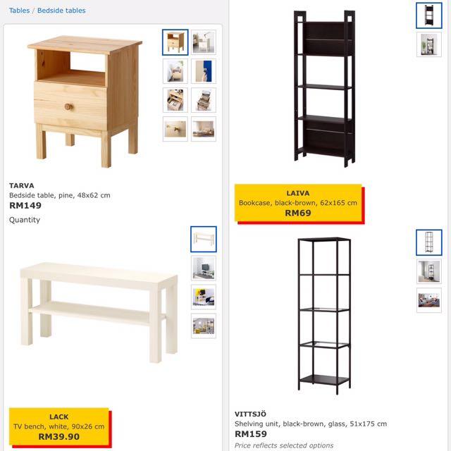 Barang Ikea Murah Desainrumahid