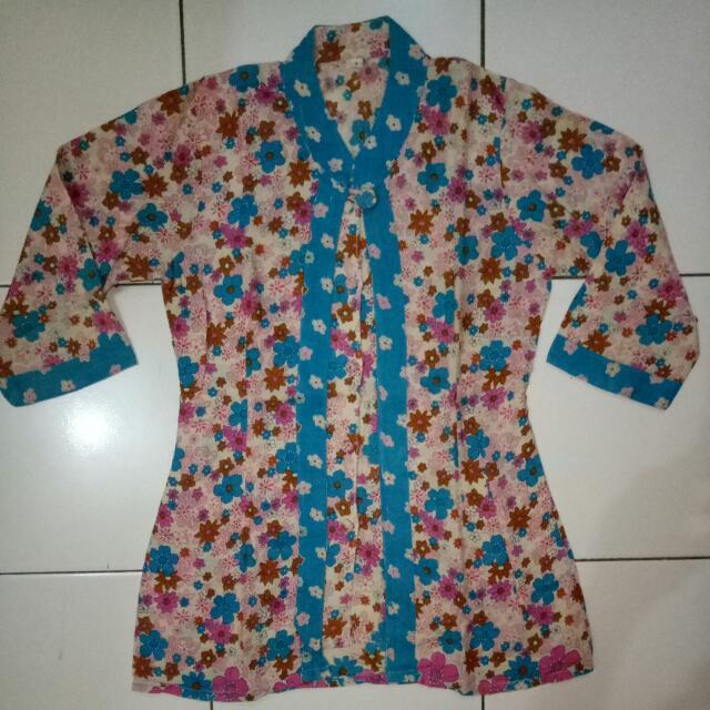 Batik Bunga