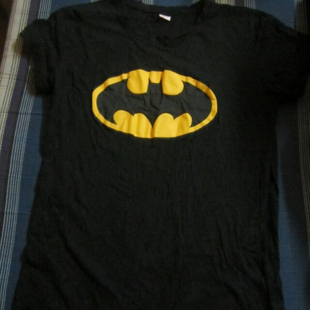 Batman black shirt