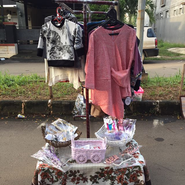 Bazaar Minggu 23 April 2017