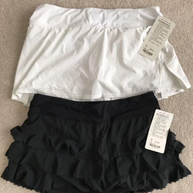 BNWT - Lululemon Size 10 Skirts