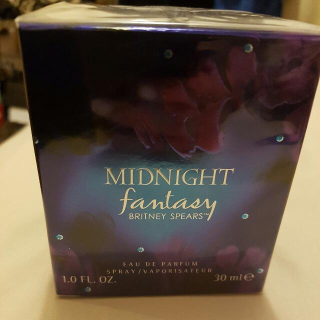 Brand New 30ml Midnight Fantasy