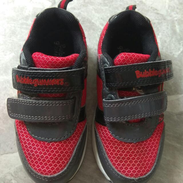 Bubblegummers Red Shoes, Babies \u0026 Kids