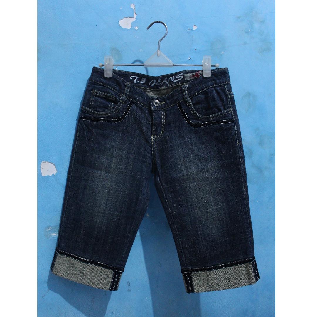 Celana Jeans T3 3 per 4