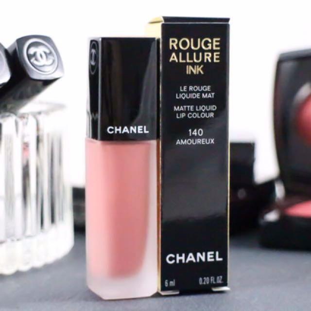 Chanel 140/142 超炫耀絲絨唇露