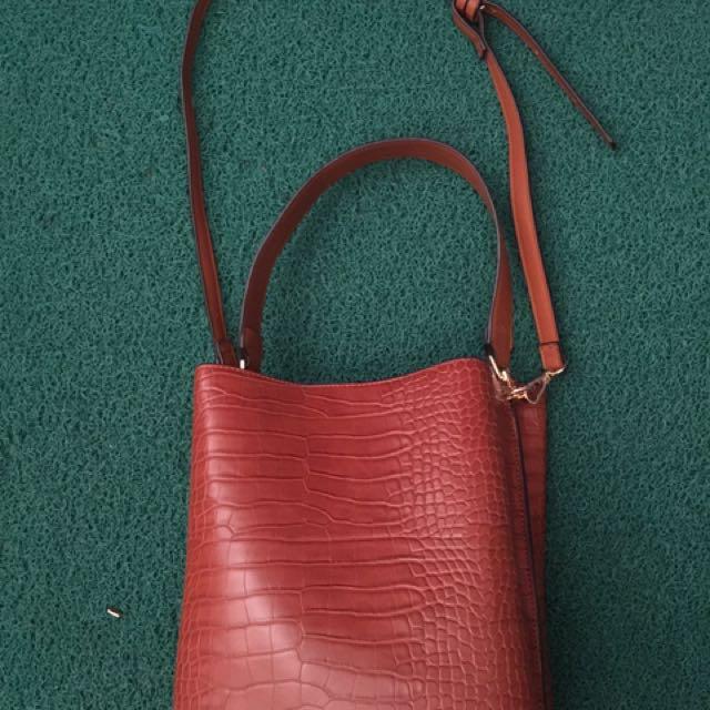 CMG Bucket bag